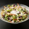 俺の焼肉 - 料理写真:シーザーサラダ