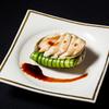 メゾン・ド・ユーロン - 料理写真:鮑の甘辛ソース