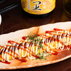 ろっかく鍋 榊 - 料理写真:半熟たまごの豚ぺい焼き