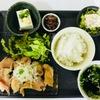 日本酒原価酒蔵 - 料理写真:鶏もも肉の山椒焼き御膳