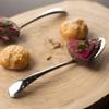 セラフェ - 料理写真:旬のピューレを入れたグジェールとブーダンノワール(アミューズブッシュ)