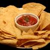 神田flux - 料理写真:「自家製サルサ&チップス」