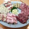 一心水産 - 料理写真:串焼き各種 お好みでお選びください!