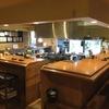 けむり - 内観写真: メインのカウンター席