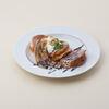 RESTAURANT GENMAI GENKIDO - 料理写真:玄米パンケーキ