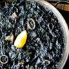 バル・ロッサ・ロッサ - 料理写真:自慢のアロスネグロは食べないと★