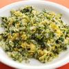 焼賣太樓 - 料理写真:ほうれん草と玉子だけのヘルシー!グリーン炒飯☆