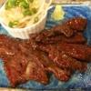 UshiGoya - 料理写真:希少部位!厚切り牛サガリ炭火焼