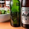 オリーブ油そば 三六 - ドリンク写真:ビール