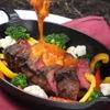 肉の王様 dining speranza - 料理写真:ブラックアンガス牛ミスジステーキ・ヴェスビアーナ