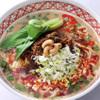 """自家製麺 魚担々麺・陳麻婆豆腐 """"dan dan noodles"""" - 料理写真:白胡麻担々麺"""