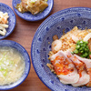"自家製麺 魚担々麺・陳麻婆豆腐 ""dan dan noodles"" - 料理写真:五目焼き飯定食"