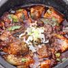 """自家製麺 魚担々麺・陳麻婆豆腐 """"dan dan noodles"""" - 料理写真:石焼陳麻婆豆腐"""