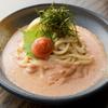 渋谷っ子居酒屋とととりとん - 料理写真:明太クリームうどん