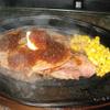 ステーキハウス リベラ - 料理写真:1/2ポンドステーキ ¥2200
