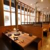 焼肉ぜっと KITAMACHI - 内観写真:1Fの個室とカウンター席を除くテーブル席は最大48名様まで収容可能