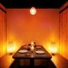 全席個室チーズとお肉×創作和食バル YAGURA - 内観写真: