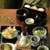 郷屋敷 - 料理写真:ヘルシー和膳 月 1260円