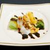 メゾン・ド・ユーロン - 料理写真:真つぶ貝の甘辛ソース