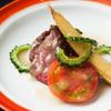メゾン・ド・ユーロン - 料理写真:短角牛フィレ肉のステーキ ガーリックソース