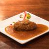 キッチン ハセガワ - 料理写真:BBQハンバーグ