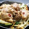キタバル - 料理写真:【8月のSPECIAL MENU】道産豚肩ロースの旨辛トンテキ(250g)1380→フェア価格980円