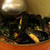 ブラッスリー・ヴィロン - 料理写真:モンサンミッシェル産ムール貝のマリニエール