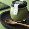 善光寺ぷりん - 料理写真:善光寺ぷりん 抹茶