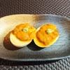 BURRATA - 料理写真:うにたま