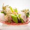 ベンベヌート - 料理写真:牛肉のカルパッチョ