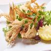 ベンベヌート - 料理写真:天使の海老のフリット