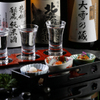 炉端焼レストラン 志古津 - ドリンク写真:日本酒に合う料理もご用意しています
