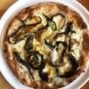 ピッツェリア パーレンテッシ - 料理写真:ナスとバジルモッツァレラのアンチョビ風味