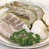 ぐるま亭 - 料理写真:新鮮魚介を鉄板で