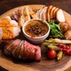 モンスーンカフェ - 料理写真:肉の盛り合わせ
