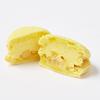 Q-pot CAFE. - 料理写真:ほど良い酸味のレモンガナッシュとレモンゼリーで 甘味と酸味に、食感も楽しめる新感覚のマカロン。