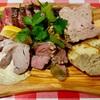 キッチンカリオカ - 料理写真:お肉の前菜5種盛り