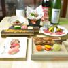 神楽坂 おいしんぼ - 料理写真:鮪尽くしの贅沢な懐石
