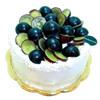 フォーシーズンズカフェ - 料理写真:【9月限定】ナガノパープルのホールケーキ