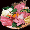 石垣島きたうち牧場 - 料理写真:おいしいお肉を少しずつ♪『おまかせ特上盛』9,700円→8,600円!
