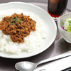 すしダイニング 鈴音 - 料理写真:一度食べたらクセになるリピーター続出の『自家製ドライカレー』