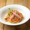 ドレモルタオ - 料理写真:ズワイガニのトマトクリーム生パスタ