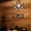 赤坂スペインクラブ アラ - 内観写真:半個室の照明です
