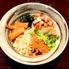RA-MEN 赤影 - 料理写真:魚介の効いた濃厚タレ汁なし太麺『まぜそば』