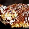 もんじゃ焼き 芯 - 料理写真:mix玉(エビ、イカ、タコ)