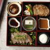 和田倉 - 料理写真:【2018年秋ランチメニュー】源平和牛弁当 秋茜