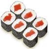 すしざんまい - 料理写真:鉄火巻 1個350円(税別)