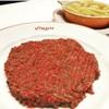 ブラッスリー・ヴィロン - 料理写真:1日3食限定!会津産馬肉のタルタル