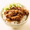 濃厚味噌ラーメン さごはち - 料理写真:葱チャーシュー丼