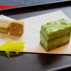 三田屋 - 料理写真:『敬老の日』限定3茶のデザート!!2018年